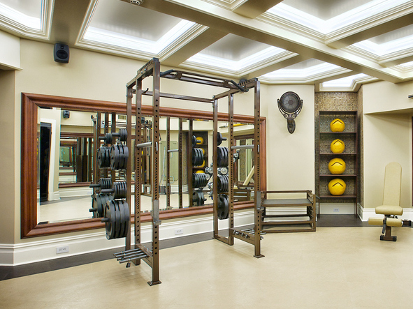 Key considerations when designing a home gym